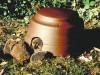 Ein Luxus-Igelhaus: Die Schwegler Igelkuppel ist aus hochwertigem Holzbeton gefertigt (Foto: Dehner)