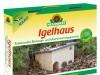 Das Neudorff Igelhaus wird im Handel für rund 40 Euro angeboten (Foto: Neudorff).