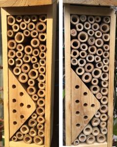 insektenhotel bestellen test und preisvergleich. Black Bedroom Furniture Sets. Home Design Ideas